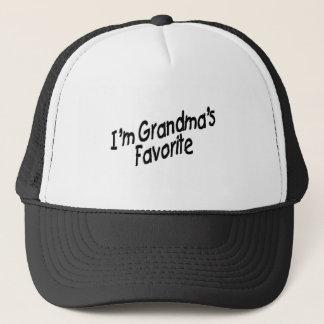 Mig förmiddagmormor favorit keps