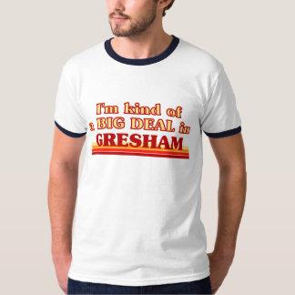 Mig förmiddagsort av en STOR ÖVERENSKOMMELSE i T Shirt