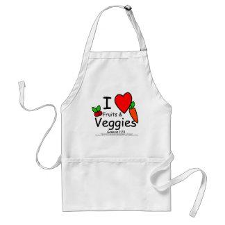 Mig frukter <3 & Veggies Förkläde
