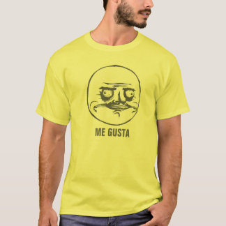 Mig Gusta anpassningsbarT-tröja T-shirts