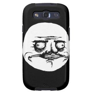 Mig Gusta ansikte Samsung Galaxy S3 Cases
