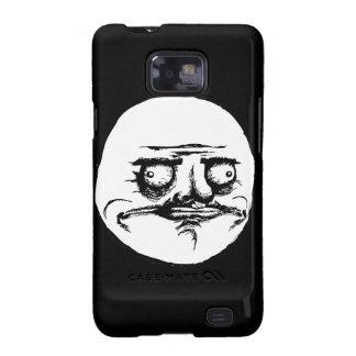 Mig Gusta ansikte Galaxy S2 Fodral