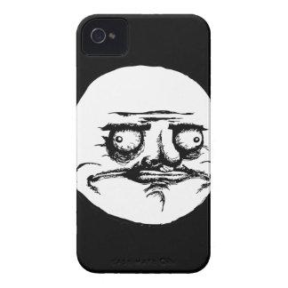 Mig Gusta ansikte iPhone 4 Case