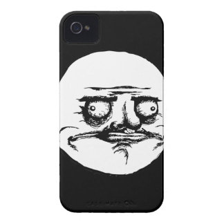 Mig Gusta ansikte iPhone 4 Case-Mate Fodral