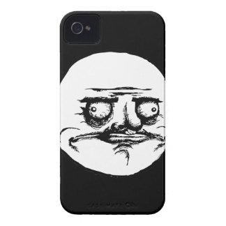 Mig Gusta ansikte iPhone 4 Hud
