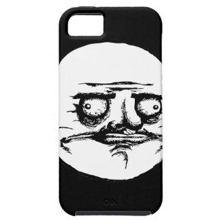 Mig Gusta ansikte iPhone 5 Case-Mate Fodral