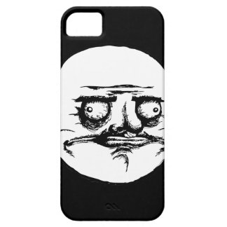 Mig Gusta ansikte iPhone 5 Case-Mate Fodraler