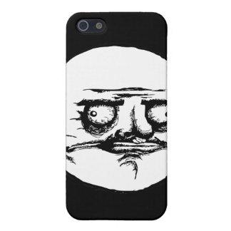 Mig Gusta ansikte iPhone 5 Fodral
