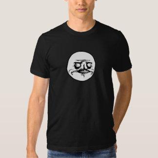 Mig Gusta ansikte Meme T Shirts