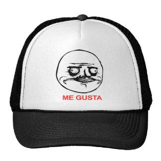 Mig Gusta Trucker Keps