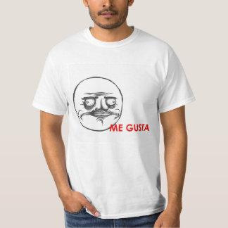 Mig Gusta Meme Tee Shirts