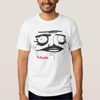Mig Gusta skjorta T Shirts