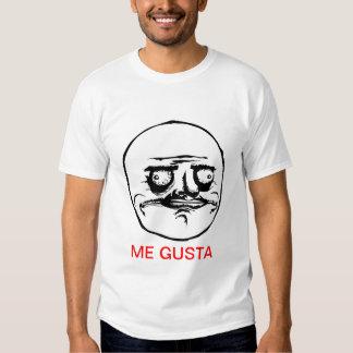 Mig Gusta Tee Shirts