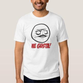 Mig Gusta! Tee Shirts