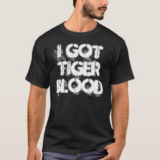 Mig hartigerblod t shirts