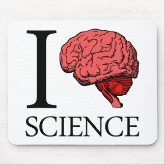 Mig hjärnvetenskap (jag vet vetenskap) (jag älskar musmatta