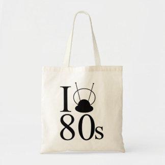 Mig hjärta 80-tal budget tygkasse