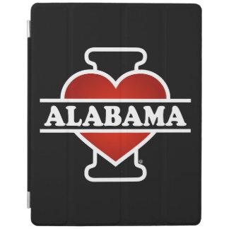 Mig hjärta Alabama iPad Skydd