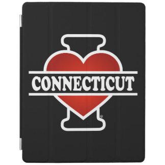 Mig hjärta Connecticut iPad Skydd