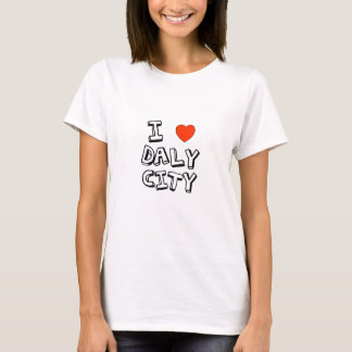 Mig hjärta Daly City T Shirts