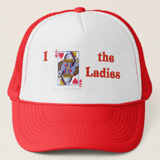 mig hjärta damerna keps