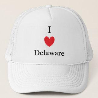 Mig hjärta Delaware Keps