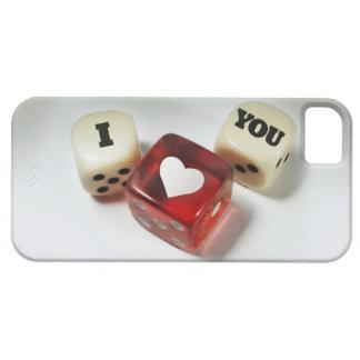 Mig hjärta dig fodral för iPhone 5 iPhone 5 Case-Mate Skal