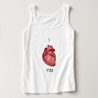 Mig hjärta dig linne