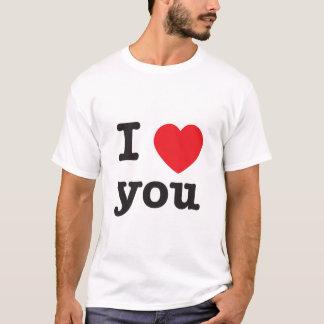Mig hjärta dig t-shirts
