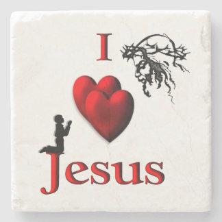 Mig hjärta Jesus Underlägg Sten