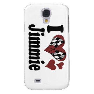 Mig hjärta Jimmie Galaxy S4 Fodral