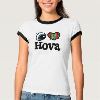 Mig hjärta (kärlek) Hova T Shirt