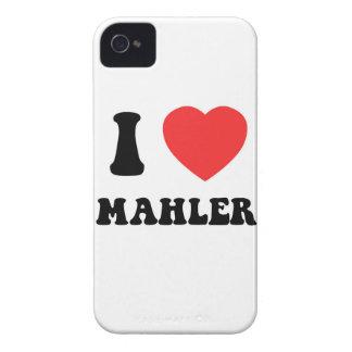 Mig hjärta Mahler iPhone 4 Hud