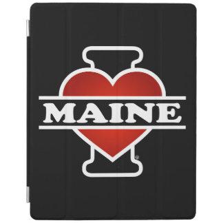 Mig hjärta Maine iPad Skydd