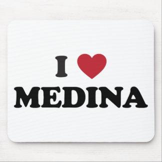Mig hjärta Medina Saudiarabien Musmattor