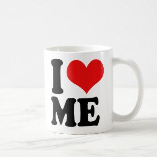 Mig hjärta mig kaffemugg