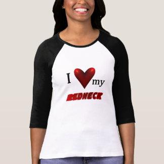 Mig hjärta min Redneck T-shirt