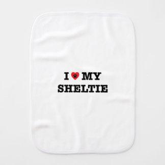 Mig hjärta min Sheltie Bebistrasa