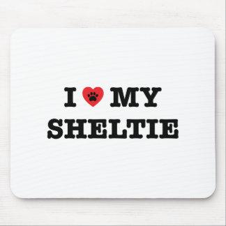 Mig hjärta min Sheltie Musmatta
