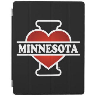 Mig hjärta Minnesota iPad Skydd
