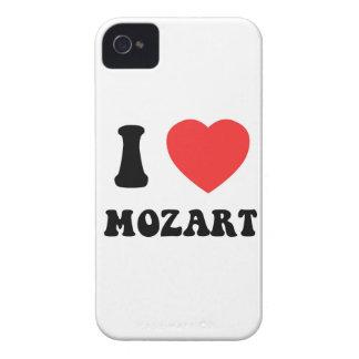 Mig hjärta Mozart Case-Mate iPhone 4 Fodraler