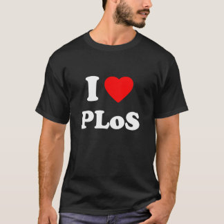 Mig hjärta PLoS Tshirts