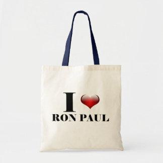 Mig hjärta Ron Paul Tygkasse