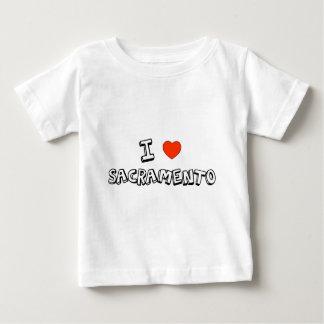 Mig hjärta Sacramento T Shirts