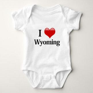 Mig hjärta Wyoming T-shirt