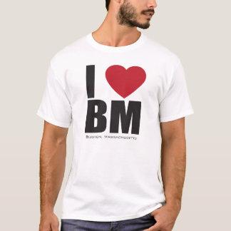 Mig hjärtaBM-skjorta Tee Shirts