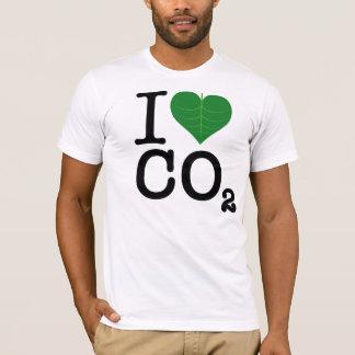 Mig hjärtaCO2 Tee Shirt