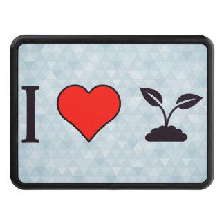 Mig hjärtagröntväxter dragkroksskydd