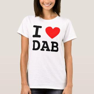 Mig hjärtaklickskjorta tee shirt