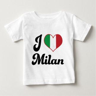 Mig hjärtaMilan italien (kärlek) T Shirts
